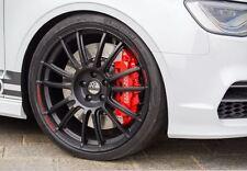 MTM Nardo Felge 9,5x19 ET 33 28 23 Schwarz 5x112 66,5 Audi VW Skoda Alufelge