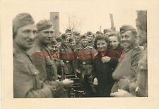 Photo, a.r.19, Market Scene in a village in Bulgaria 1941 (W) 1386