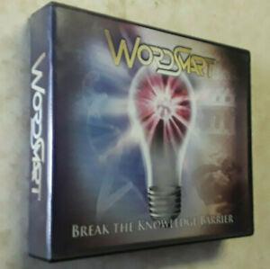 WordSmart: Break The Knowledge Barrier 11-Disc Set PC MAC CD Deluxe Excellence