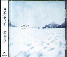 Outlive - GUNS UP ! - Japan CD+2BONUS - NEW - 13Tracks