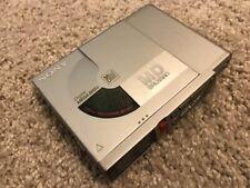 Sony Mz-R37 Walkman Minidisc Player Recorder