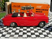 1950'S/60'S VICTORY INDUSTRIES HILLMAN MINX CONVERTIBLE  USED BOXED