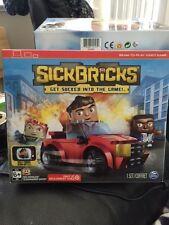Sick Bricks Jack Justice Team Set 49 Pieces New!!!