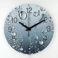 3D Design Wall Clocks Silent Movement Modern Artistic Watches Living Room Decors