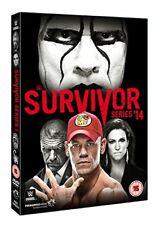 WWE - Survivor Series - 2014 [DVD] New Sealed UK Region 2