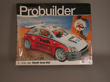 Mega Bloks Probuilder Stealth Turbo SRA #3266