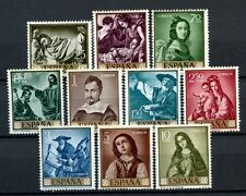 Spain 1962 SG#1479-98 Stamp Day Zurbaran MNH Set #A39879