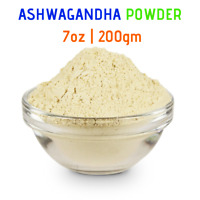 ASHWAGANDHA ROOT POWDER (Indian Ginseng) ORGANIC 100% Raw Adaptogenic SUPERFOOD