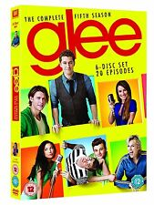 Glee  - Komplette Season 5 [6 DVDs] NEU Staffel Fünf Series DVD