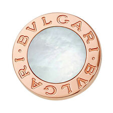 Bvlgari-Bvlgari Mother of Pearl 18k Rose Gold Ring AN855961 - Size 6