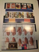 Sammlung Niederlande Jahrgang 2000+2001 komplett postfrisch (1572)