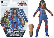 """Marvel Avengers Gamer-verse Ms Marvel Kamala Khan Video Game 6"""" Figure* NEW"""