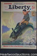 Liberty Oct 13, 1934 Phillip Wylie, Zona Gale, Samuel Goldwyn, Dorothy Giles