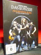 ANDREA BERG  Das Konzert  Zwischen Himmel & Erde  DVD  TOPP *