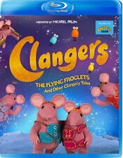 Clangers Michael Palin Complete First Season 1 New Blu Ray Limited Edition