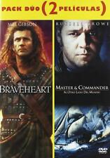 Pack Braveheart + Master and commander