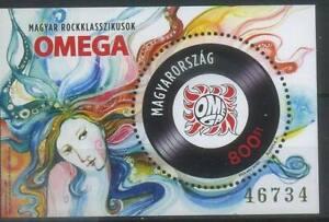Hungary 2020 Hungarian Rock Classics - Omega, Music MNH**
