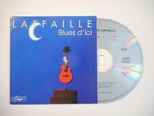LAFFAILLE : BLUES D'ICI [ CD SINGLE PORT GRATUIT ]