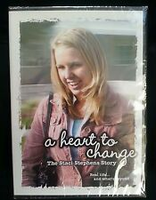 A Heart to Change The Staci Stephens Story DVD Real Life and What's Beyond, New