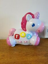 MAGICAL MUSICAL LEARNING ROCKING MOVING UNICORN BY BRIGHT STARTS