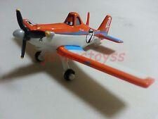 Mattel Disney Pixar Planes No.7 Dusty Crophopper Diecast Metal Toy Loose New