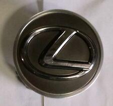 Lexus ES350 GS350 2013 - 2017 Gray OEM 17 Inch Wheel Center Cap 74333