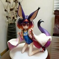 Anime No Game No Life Hatsuse Izuna 1/7 Swimsuit Ver. PVC Figure Toy no Box