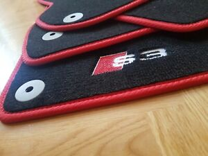 Floor mats Audi S3 2003-2012