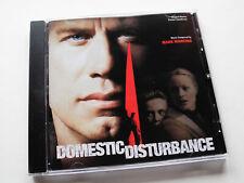 Mark Mancina DOMESTIC DISTURBANCE John Travolta Soundtrack CD New