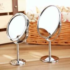 Makeup Cosmetic Double Sided Normal Magnifying Stand Mirror Gifts For Lovers AC