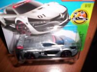 RENAULT SPORT RS 01 - HOT WHEELS - SCALA 1/55