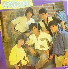 MENUDO-MISMO TITULO 1985 LP SPAIN EX-EX
