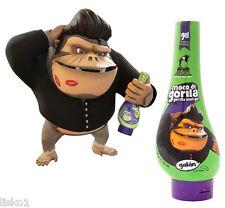 Gorila Hair Gel Gorilla Galan Extra Shine Gentle Hold 11.9oz. - Green