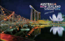2015 Australia, New Zealand & Singapore Joint Issue STAMP PACK ( ALL COUNTRIES)