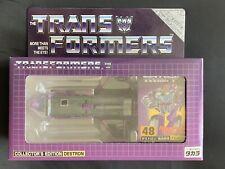 Transformers eHobby Takara Tomy Exclusive  G1 Anime Astrotrain - MISB