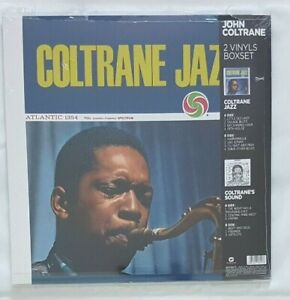 JOHN COLTRANE ♦ NEW FRENCH LIMITED 2 x LP ♦ SOUND / JAZZ (not on disc0gs)