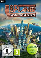 PC Spiel Der Planer Industrie - Imperium DVD Versand NEUWARE