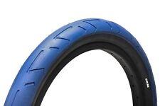 """Duo BMX High Street HSL Tire 20x2.4"""" Blue/Black Wall"""