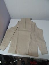 NEW DESERT SAND Military Cold Weather Under-shirt  POLYPROPYLENE Poly Small ECWS