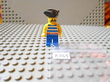 LEGO  VINTAGE  MINIFIG  OMINO  pirate  blu  6277- Imperial Trading Post