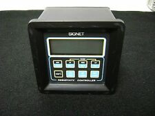 3393  GF Signet MK820-4 Resistivity Controller