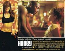 HONEY - 2003 - original 11x14 Lobby Card #7 - MEKHI PHIFER, JESSICA ALBA