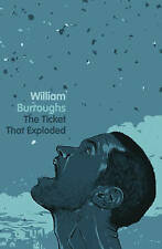 The Ticket That Exploded, William Burroughs, New Book