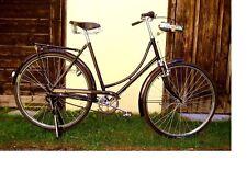 Damen, Herren Vintage Rad, Retro Fahrrad, Waffenrad, Hollandrad, Indienrad