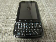 MOTOROLA DROID PRO - (UNKNOWN CARRIER) CLEAN ESN, UNTESTED, PLEASE READ!! 26322