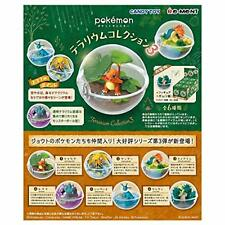 Re-ment  Pokemon Terrarium Collection 3 1BOX 6 Figure Complete candy toy F/S NEW