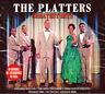 THE PLATTERS - GREATEST HITS - 39 ORIGINAL HITS (NEW SEALED 2CD) Digipak