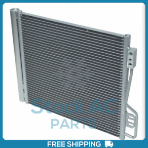 New A/C Condenser for Smart Fortwo - 2008 to 2015 - OE# 4515000054