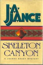 Skeleton Canyon Joanna Brady Mysteries by J.A. Jance SIGNED First Edition