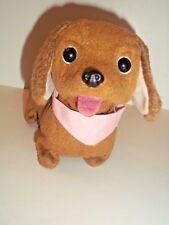 Cute  Electronic Walking Pet Dog Puppy Kids Toy Gif